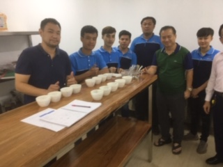 cupping test